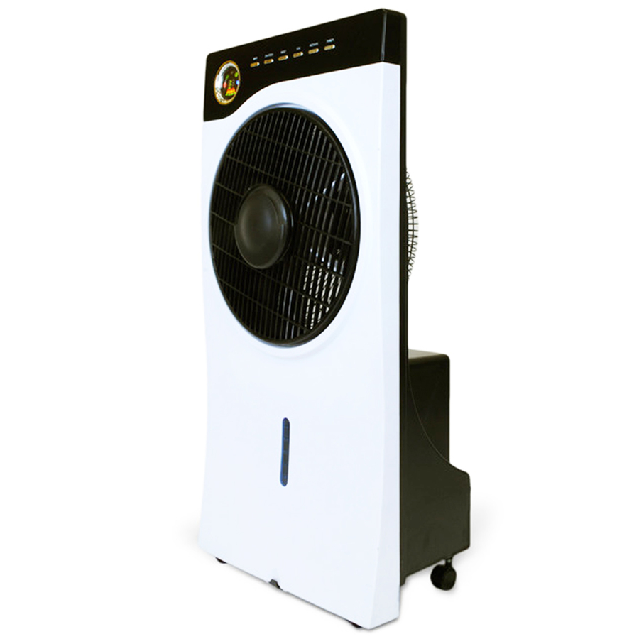 Mist Fans Lowe S : Shop in speed oscillating misting fan at lowes