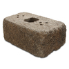 allen + roth Luxora 16-in L x 6-in H Tan Country Manor Retaining Wall Block (Actuals 16-in L x 6-in H)