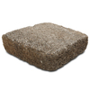 allen + roth Luxora 12-in L x 3-in H Tan Country Manor Retaining Wall Cap (Actuals 12-in L x 3-in H)