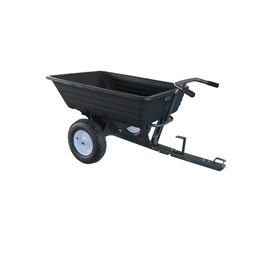 Blue Hawk 10-cu ft Plastic Dump Cart