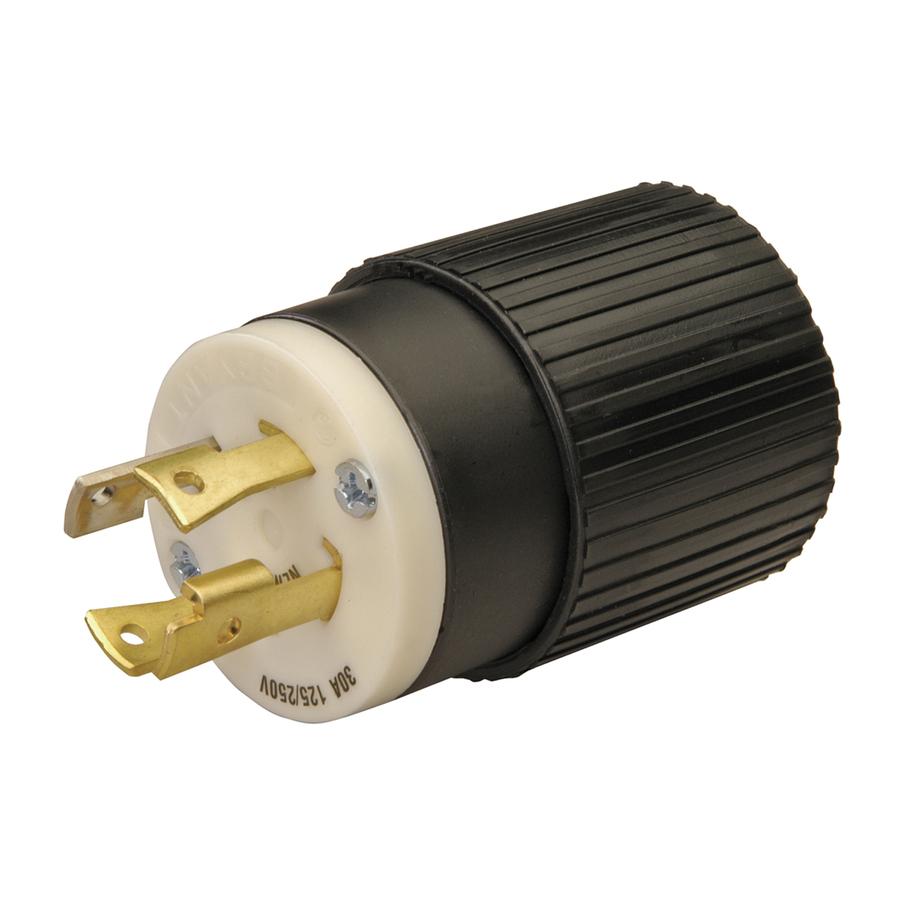 shop reliance 30 amp twist lock plug at lowes com 220 Volt 4 Wire Plug Wiring Diagram 220 Volt 4 Wire Plug Wiring Diagram
