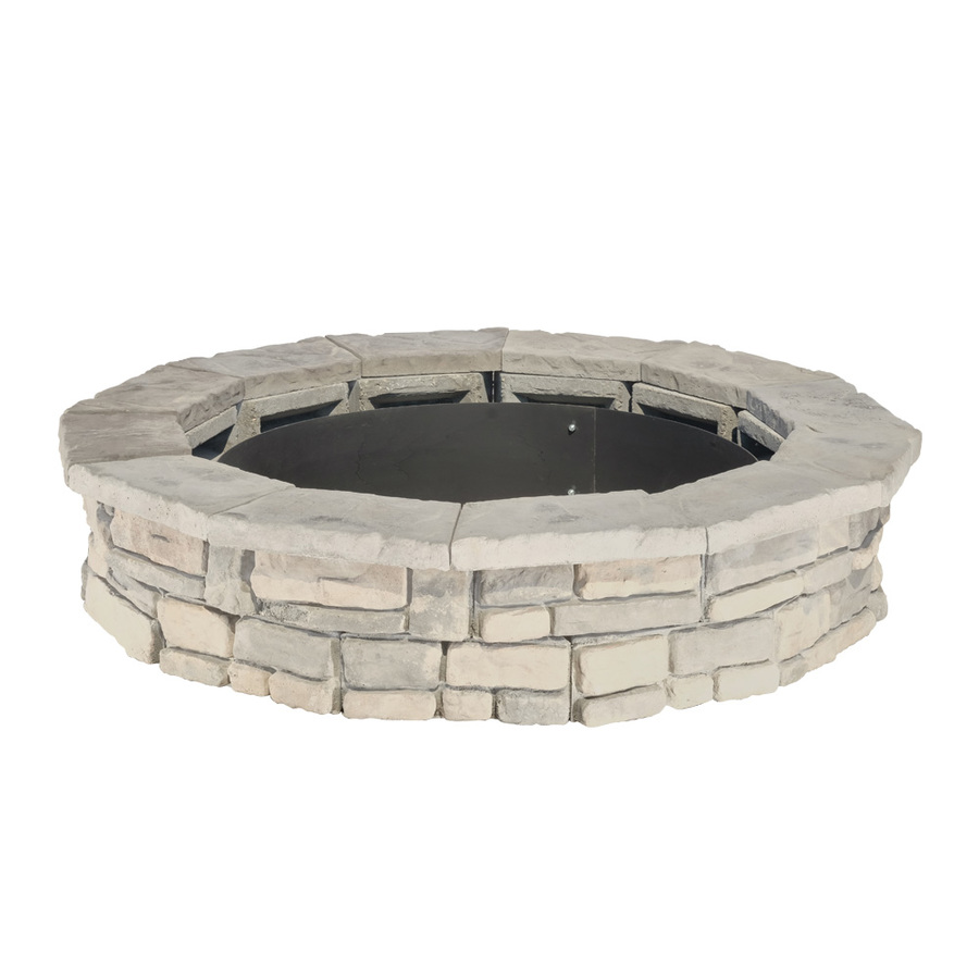 Outdoor fire pit kits wood burning 2017 2018 best cars for Fire pit project