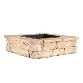 Fire Pit Patio Block Project Kit
