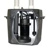 Jackel Pre-Plumbed Laundry-Sink Tray Basin System