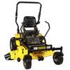 Stanley 24-HP V-Twin Dual Hydrostatic 54-in Zero-Turn Lawn Mower with Kawasaki Engine