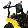 Stanley 20-HP V-Twin Dual Hydrostatic 48-in Zero-Turn Lawn Mower with Kawasaki Engine