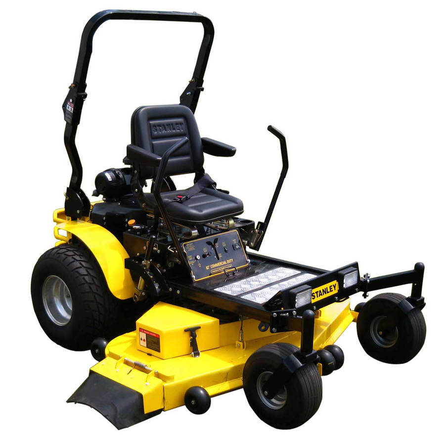 Shop Stanley 31 Hp V Twin Dual Hydrostatic 62 In Zero Turn