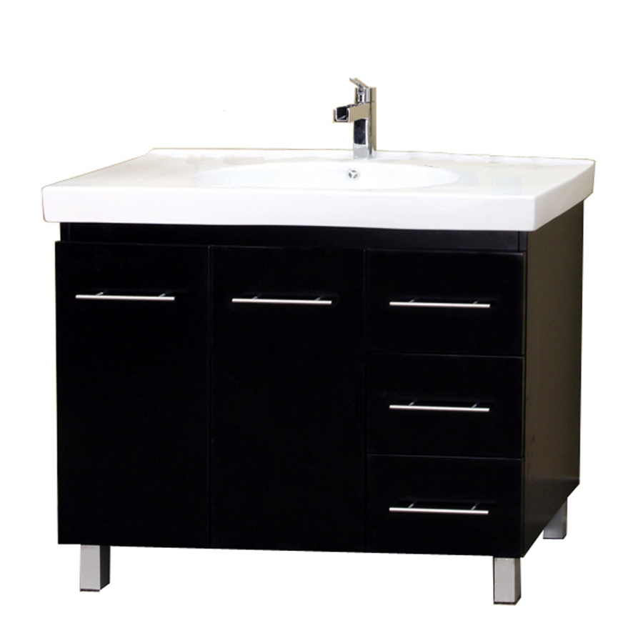 18 bathroom vanity with top