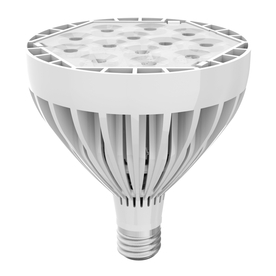 Array 18-Watt (85W) PAR 38 Medium Base Warm White Indoor LED Spotlight Bulb ENERGY STAR