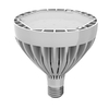Array 16-Watt (75W) PAR 38 Medium Base Warm White Indoor LED Flood Light Bulb