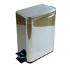 Designers Choice 5-Liter Polished Trash Can
