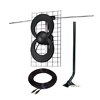 Antennas Direct Indoor/Outdoor Non-Amplified Roof Antenna