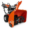 Husqvarna 254cc 27-in Two-Stage Push-Button Electric Start Gas Snow Blower with Heated Handles and Headlight