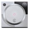 August Silver Video Doorbell Kit