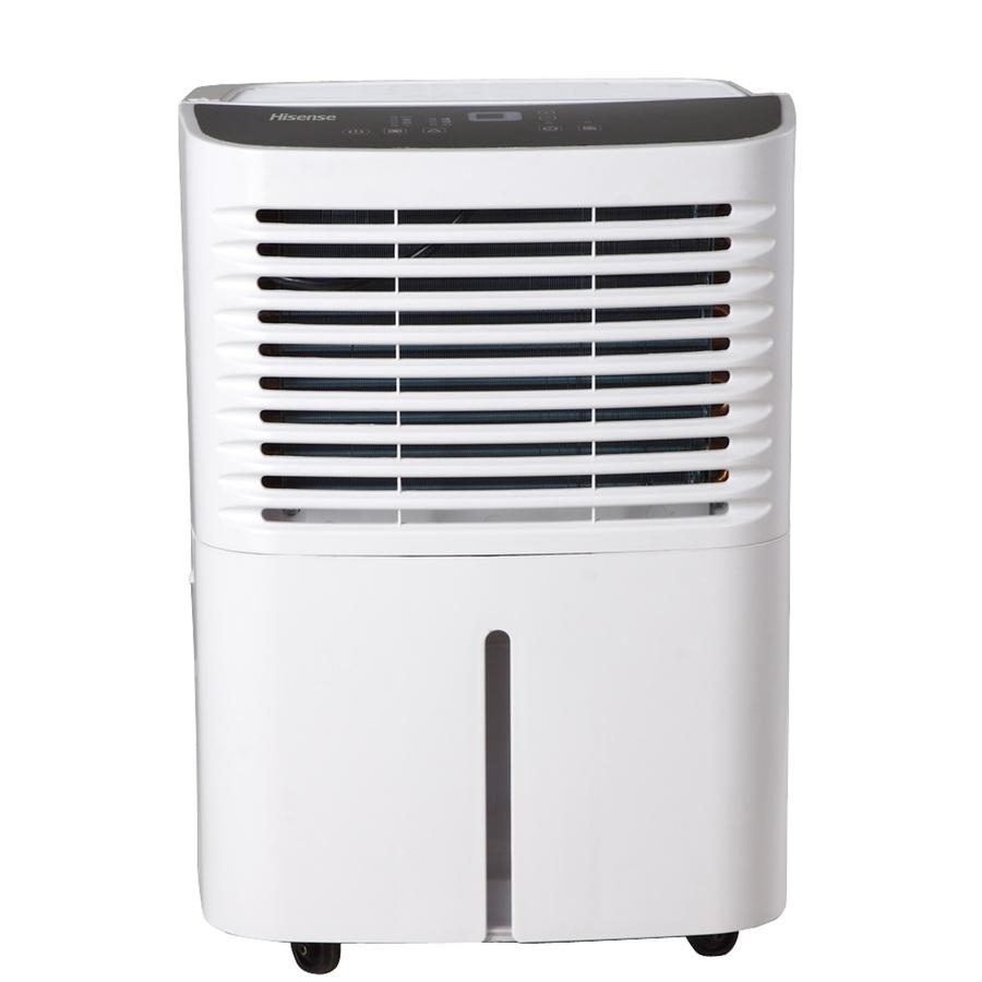 Shop Hisense 35 Pint 2 Speed Dehumidifier Energy Star At
