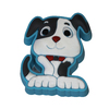 Carolina Accents Blue Novelty Cabinet Knob