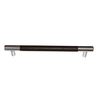 Carolina Accents 5-in Center-to-Center Brown Hutton Bar Cabinet Pull