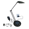 eLIGHT 18-in Adjustable Matte Graphite LED Task Lamp