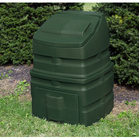 Compost Wizard 12-cu ft Plastic Stationary Bin Composter