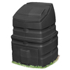 Compost Wizard 12-cu ft Recycled Plastic Stationary Bin Composter