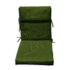 allen + roth 44-in L x 21-in W Green Chair Cushion