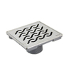 QuARTz by ACO 2-in Dia Stainless Steel Plastic Floor Drain