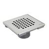 QuARTz by ACO 2-in Dia Stainless Steel Plastic Floor Drain
