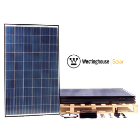 Westinghouse Solar 4-Pack 235-Watt AC Solar Panel Grid-Tied Kit 002-11047-001