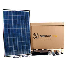 Westinghouse Solar 20-Pack 235-Watt AC Solar Panel Grid-Tied Kit
