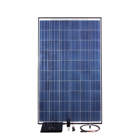 Westinghouse Solar 1-Module 5-ft 5-5/16 -in x 3-ft 3-5/16-in 250-Watt Solar Panel 002-11268-001