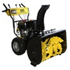 DEK 302cc 30-in Two-Stage Electric Start Gas Snow Blower with Headlights
