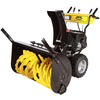DEK 420cc 36-in Two-Stage Electric Start Gas Snow Blower with Headlights