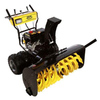 DEK 420cc 45-in Two-Stage Electric Start Gas Snow Blower with Headlights