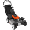 Turf Beast 208cc 26-in Self-Propelled Rear Wheel Drive 3-in-1 Gas Push Lawn Mower with Mulching Capability