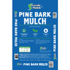 Seaside Mulch 2-cu ft Dark Brown Pine Bark Mulch