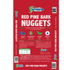 Seaside Mulch 2-cu ft Red Nuggets Pine Bark Mulch