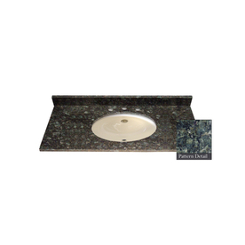 Butterfly Sink : Stoneworks Premium Verde Butterfly Granite Undermount Single Sink ...