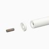 Arke Oak Xtra 47-ft White Prefinished Aluminum Stair Railing Kit
