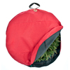 TreeKeeper 36-in x 36-in Polyester Wreath Storage Container