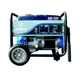Westinghouse 5500 Running Watts Portable Generator