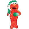 Sesame Workshop 2.62-ft Tinsel Sesame Street Christmas Elmo