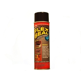 Flex Seal 14 oz Black Solvent-Based Window and Door Caulk FSR20