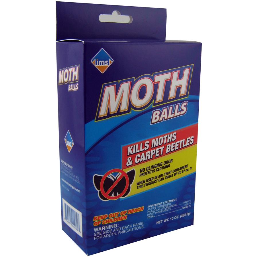 Shop IMS Moth Ball 10-oz Moth Prevention at Lowes.com