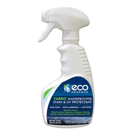 Eco Advance Fabric Waterproofer UV Protectant and Stain Blocker