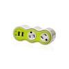 360 Electrical 918-Joule 4-Outlet Home Office Surge Protector