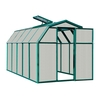 Rion 12.58-ft L x 6.5-ft W x 6.5-ft H Plastic Poly Sheeting Greenhouse