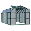 Rion 16.5-ft L x 8.5-ft W x 8-ft H Plastic Poly Sheeting Greenhouse