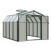 Rion 8.5-ft L x 8.5-ft W x 6.5-ft H Plastic Poly Sheeting Greenhouse