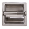 ARISTA Satin Nickel Recessed Toilet Paper Holder
