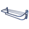 ARISTA Arista Shelf Chrome 24-in Double Towel Bar